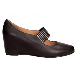 Туфли Deenoor 901-4-43 кожаные