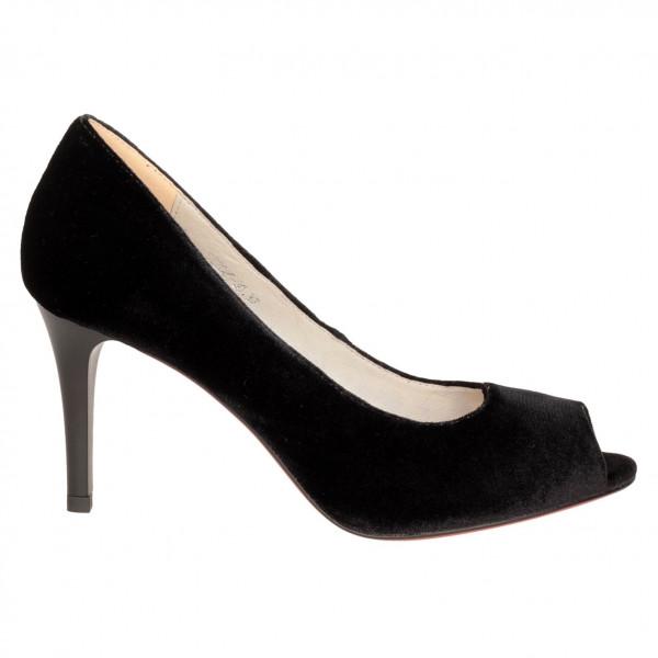 Туфли Cheroliny 2085-30 чёрные