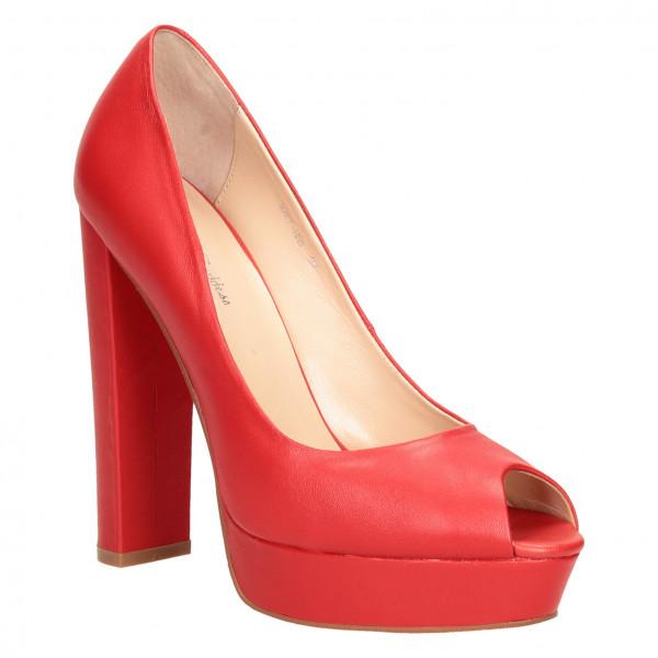 Туфли Luna Goddess 326-68 красные