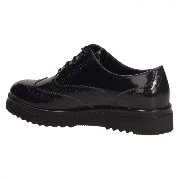 Туфли Nilufarr 2910100 фиол.