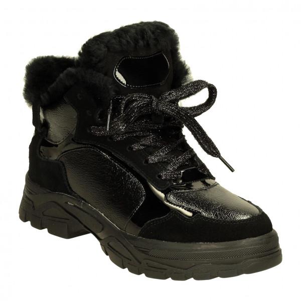 Ботинки Verendina 18001м чер