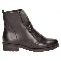 Ботинки Bacyni 536-457-61м кож чер