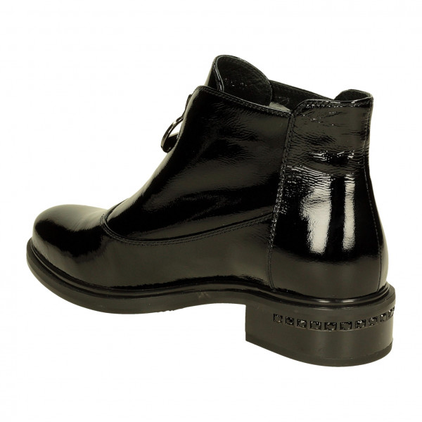 Ботинки Berkonty 2881-0458чер лак