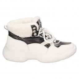 Ботинки K 005-8м бел/1810