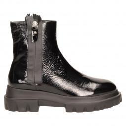 Ботинки Fashion 4575лак чер
