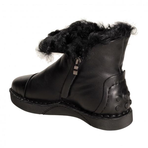 Ботинки Berkonty 5602-2чер