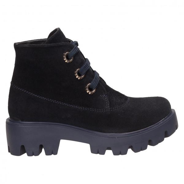 Ботинки Nilufarr 0120 з.син.