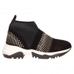 Кроссовки Fashion 4652чер