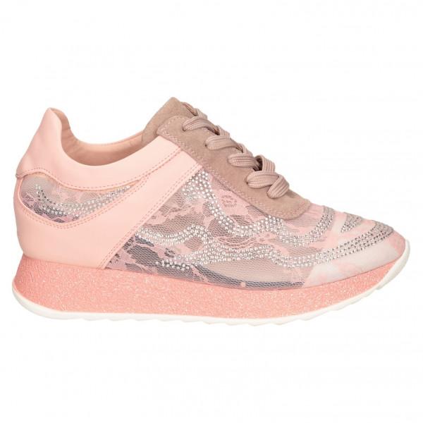 Кроссовки Cheroliny 027-50 розовые