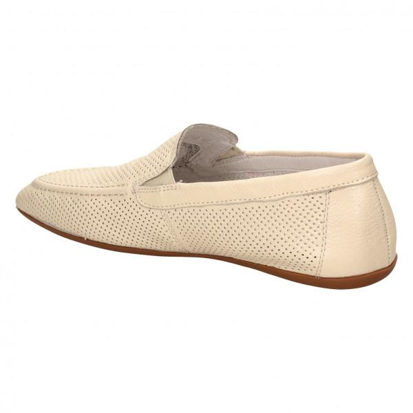 Туфли Comodi 1671-01-711 бежевые
