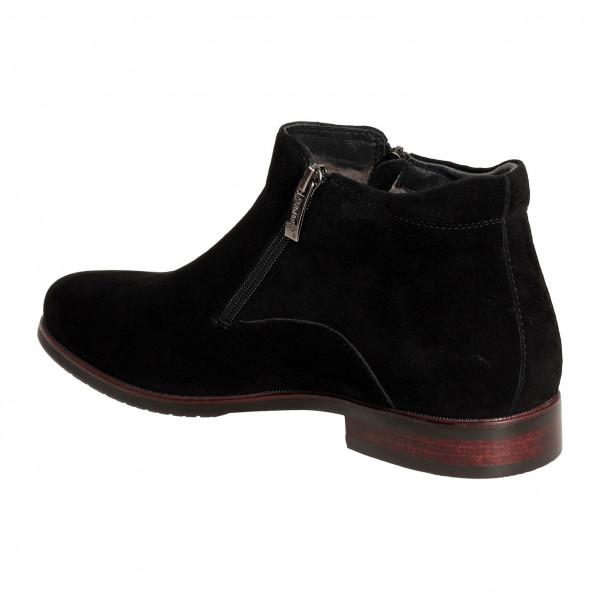 Ботинки Clemento 01-7816-1-307м замш